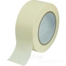 Лента двухсторонняя 38мм*10м, полипропилен, белая (48)