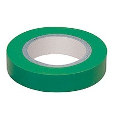 Изоляционная лента 15мм*25м, зеленая