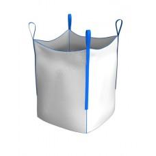 БИГ БЭГ (мягкий контейнер) 95см*95см*150см  - 4 стропы (верх открытый, низ глухой)